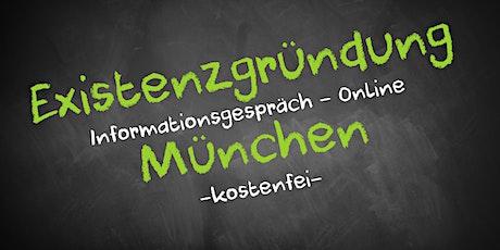 Existenzgründung Online kostenfrei - Infos - AVGS München Tickets