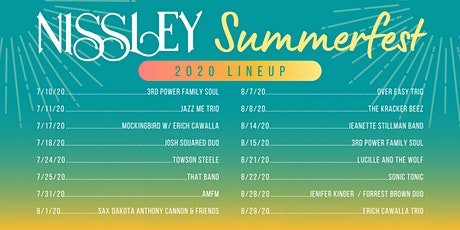 Nissley Summerfest Series tickets