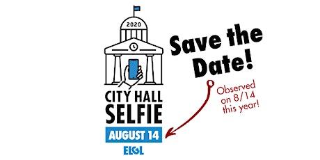#CityHallSelfie Day tickets