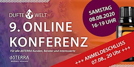 Neunte Dufte Welt Online Konferenz Tickets