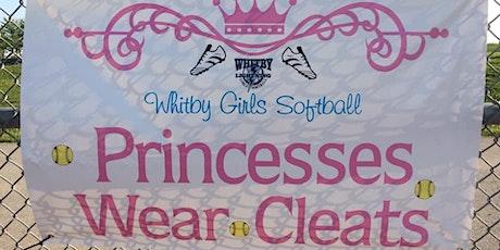 WGSA Princesses Wear Cleats 10am tickets