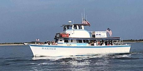 John Schneider's History Cruise on The Mariner tickets