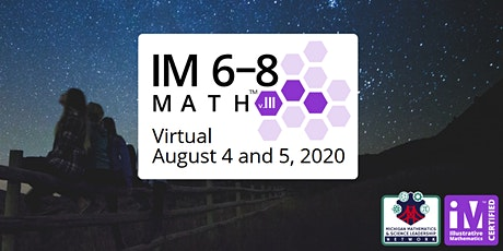 Illustrative Mathematics (IM) 6-8 Math Academy tickets