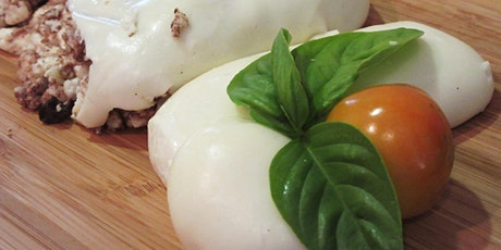 MOZZARELLA & BURRATA Cheese Making - On the East Side 2 Cheeses in 2 Hours tickets