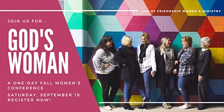 God's Woman: One-Day Women's Conference tickets