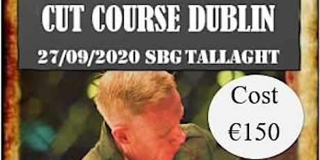 Cut Course Dublin tickets