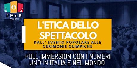 L'etica Dello Spettacolo tickets