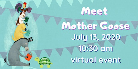 Meet Mother Goose! Live, Virtual Event tickets