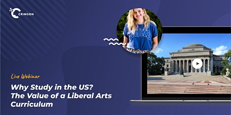 Why Study in the US? The Value of the Liberal Arts Curriculum tickets