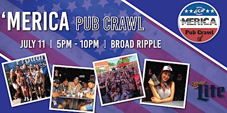 3rd Annual 'Merica Pub Crawl tickets