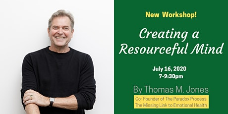 Creating A Resourceful Mind tickets