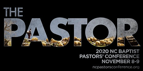 2020 NC Baptist Pastors' Conference tickets