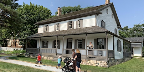 Region of Waterloo  Museums Day Camp-July 20-24/  Children aged 11-13 years tickets