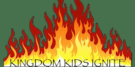 Kingdom Kids Camp tickets