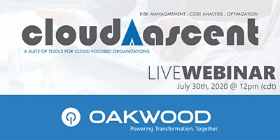 Cloud Ascent Webinar