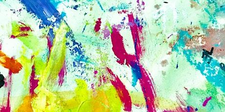 Open Canvas Paint Night tickets