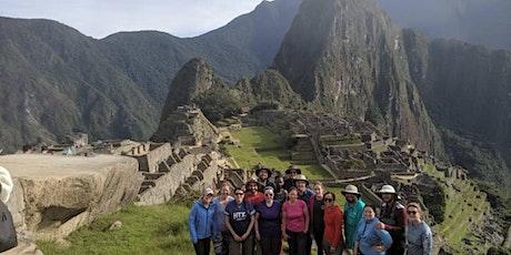 Machu Picchu Information Session tickets