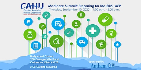 Medicare Summit - Election Update & Preparing for the 2021 AEP (3.0 CE) tickets