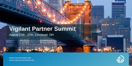 Vigilant Partner Summit tickets
