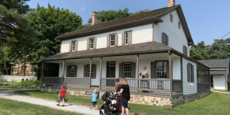 Region of Waterloo  Museums Day Camp- Aug  3-7/  Children aged 11-13 years tickets