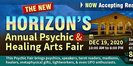 The New Horizon's Navarre's Annual Psychic, Metaphysical, and Healing Arts tickets