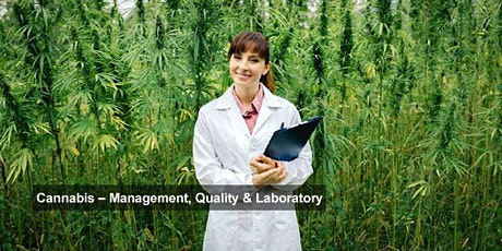 Advanced Quality Assurance for Cannabis - Interactive Online Live Webinar tickets