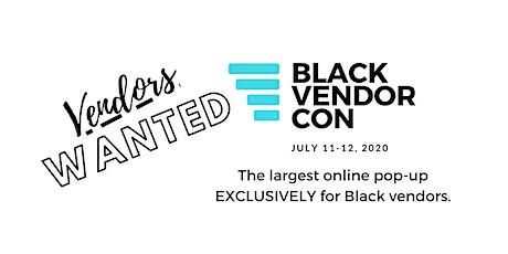 Black Vendor Con tickets
