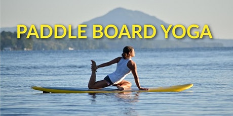 PADDLE BOARD YOGA - YELLOW CREEK STATE PARK tickets