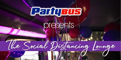 Party Bus London presents The Social Distancing Lounge tickets