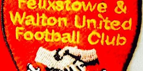 Felixstowe & Walton United FC AGM tickets