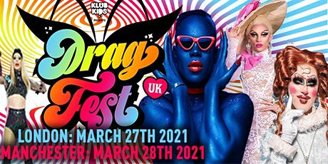 DRAG FEST LONDON (ages 18+) tickets