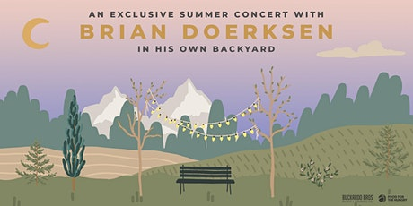 An Exclusive Evening With Brian Doerksen - In His Own Backyard! tickets
