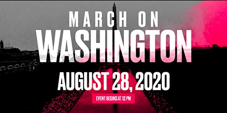 March on Washington Bus Trip tickets