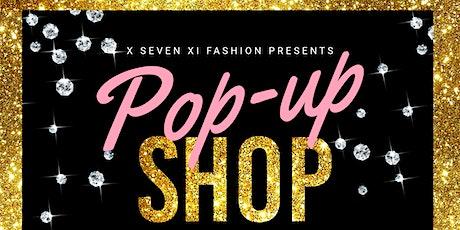Virtual Pop-up Shop tickets