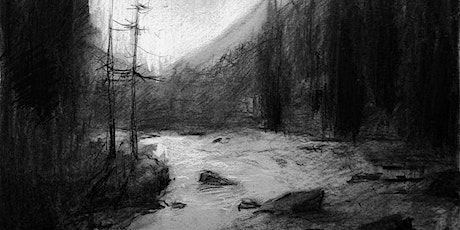 Create an Atmospheric Landscape in Chalk and Charcoal (Online) tickets