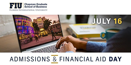 FIU College of Business Admissions and Financial Aid Day tickets