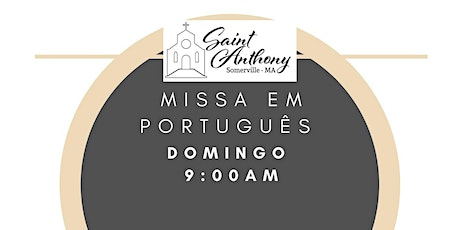 Missa de Domingo 9:00AM tickets