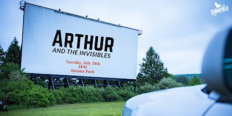 Drive In Movie: Arthur and the Invisibles tickets