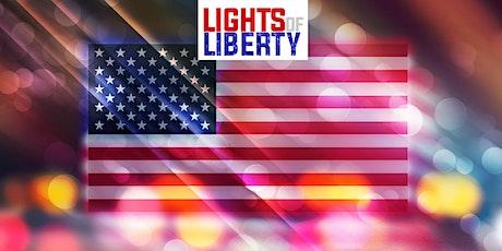 Lights of Liberty Drive-Through Digital Light Show ($10 per vehicle) tickets