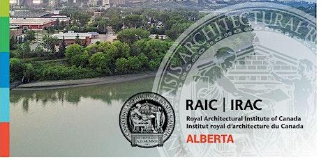 RAIC Edmonton Network Meeting (October 14, 2020) tickets