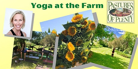 Summer Yoga Series at Pastures of Plenty Farm tickets