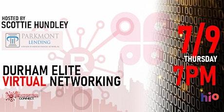 Free Durham Elite Rockstar Connect Networking Event (July, Durham NC) tickets