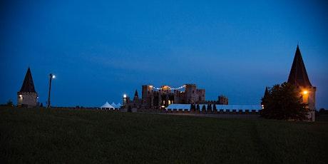 Glow In The Dark Yoga @ The Kentucky Castle tickets