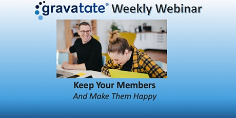Gravatate Weekly Wednesday WEBINARS - July 8, 2020 tickets