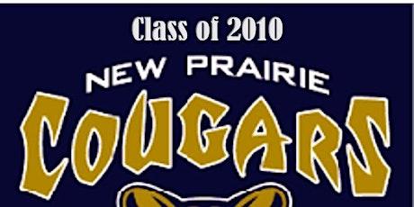 New Prairie Class of 2010 Reunion tickets