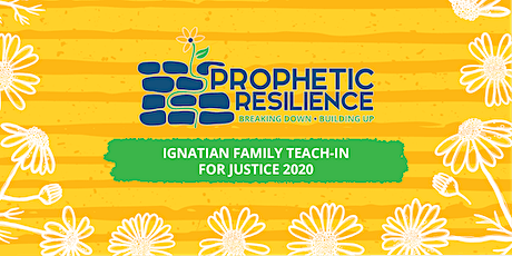 Ignatian Family Teach-In for Justice tickets