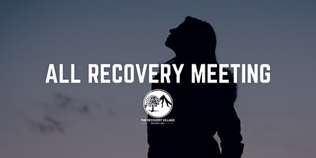 All Recovery Meeting tickets