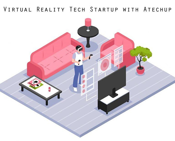 Develop Your Own Successful Virtual Reality Startup!| VR Startup Hackathon image