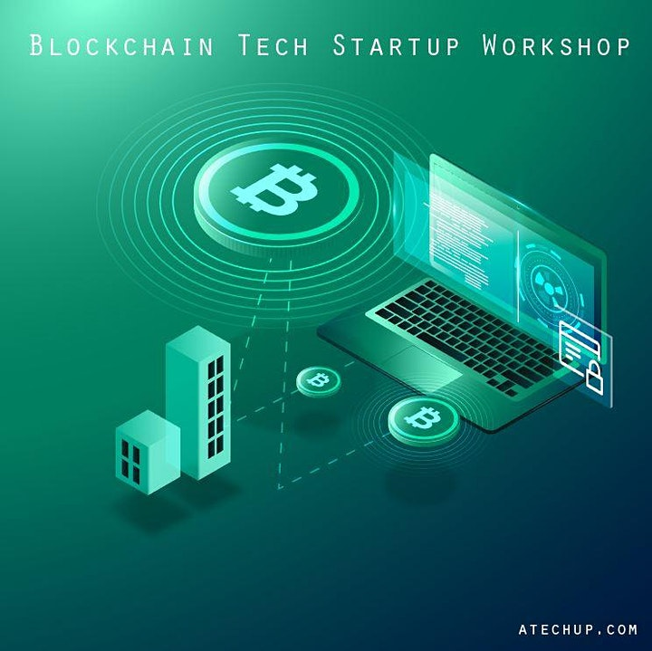Develop a Successful Blockchain  Tech Startup Business Today! image
