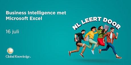 Business Intelligence met Microsoft Excel tickets